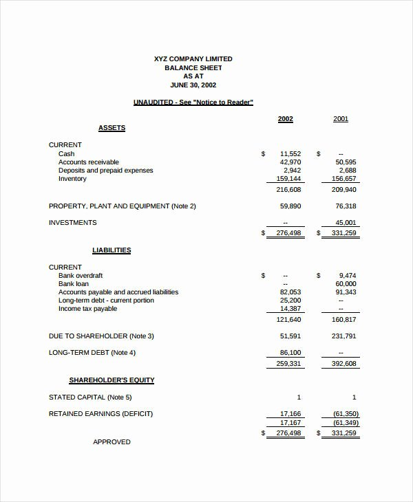 Simplified Income Statement Template Best Of In E Statement format 14 Free Word Pdf formats