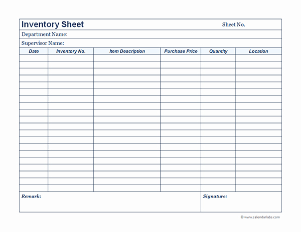 Small Business Inventory Spreadsheet Template Beautiful Business Inventory 01 Free Printable Templates