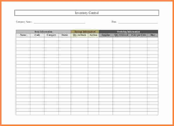 Small Business Inventory Spreadsheet Template Luxury 3 Small Business Inventory Spreadsheet Template