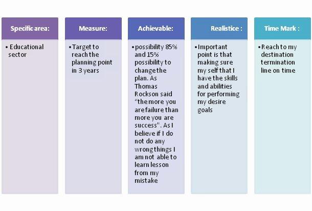 Smart Action Plan Template Elegant Figure2 Smart Plan Model Of Pdp