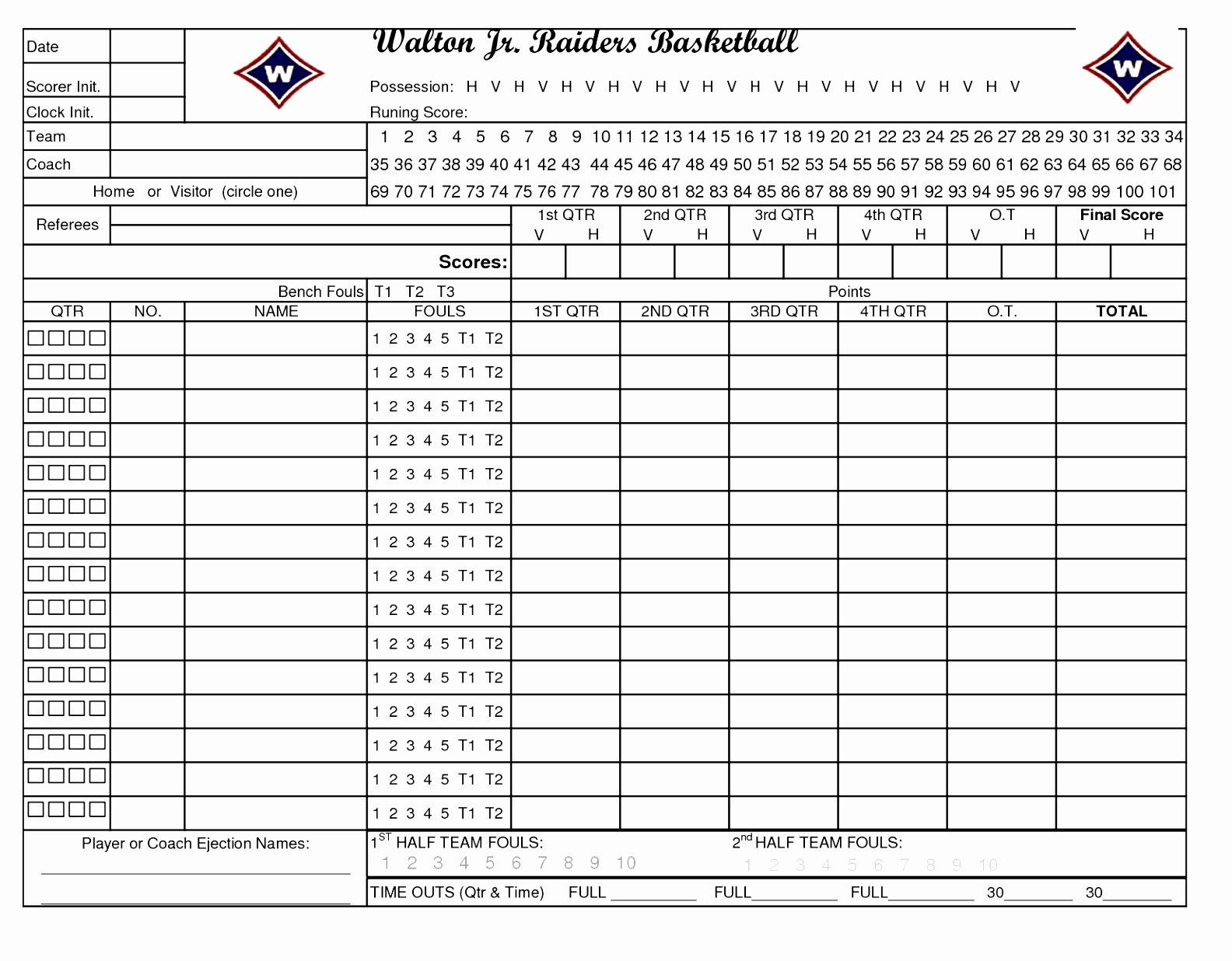 Soccer Score Sheet Template Best Of 10 Football Stat Sheet Template Excel Aieer