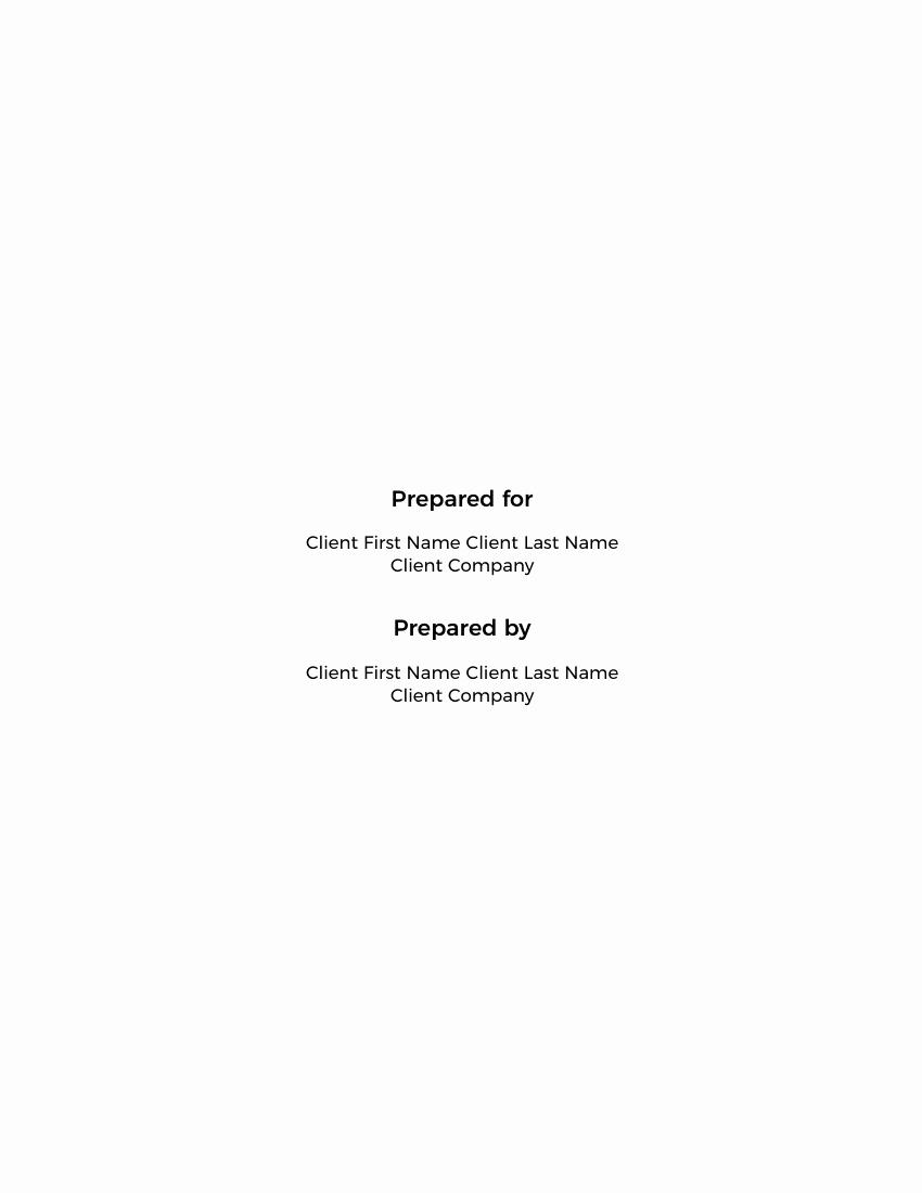 Software Development Proposal Template Best Of Proposals software Development Proposal Template