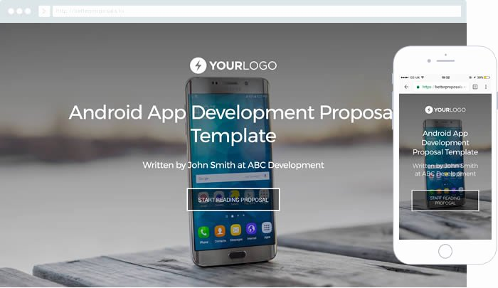 Software Development Proposal Template Unique This [free] software Development Proposal Template Won