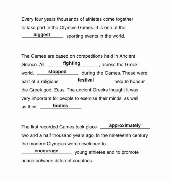 Spelling Test Template 15 Words Unique 15 Spelling Test Templates to Download