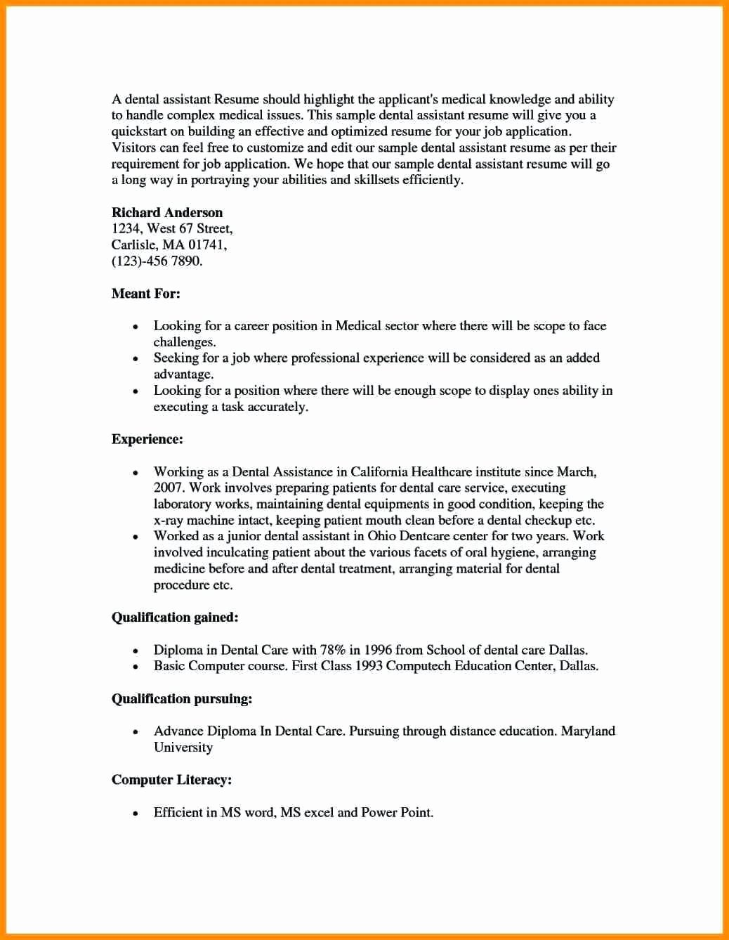 Statement Of Qualifications Template Free Luxury 10 Statement Of Qualifications Template