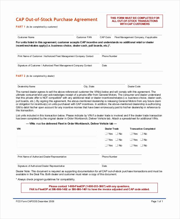 Stock Purchase Agreement Template Awesome 11 Stock Purchase Agreement form Samples Free Sample