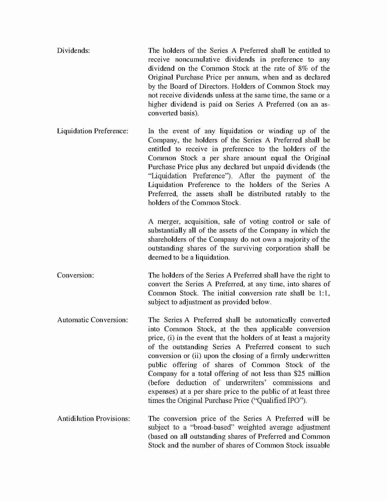 Stock Purchase Agreement Template Unique Download Stock Purchase Agreement Style 1 Template for