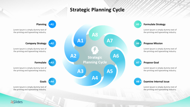 Strategic Plan Template Free Inspirational Management Strategy Templates