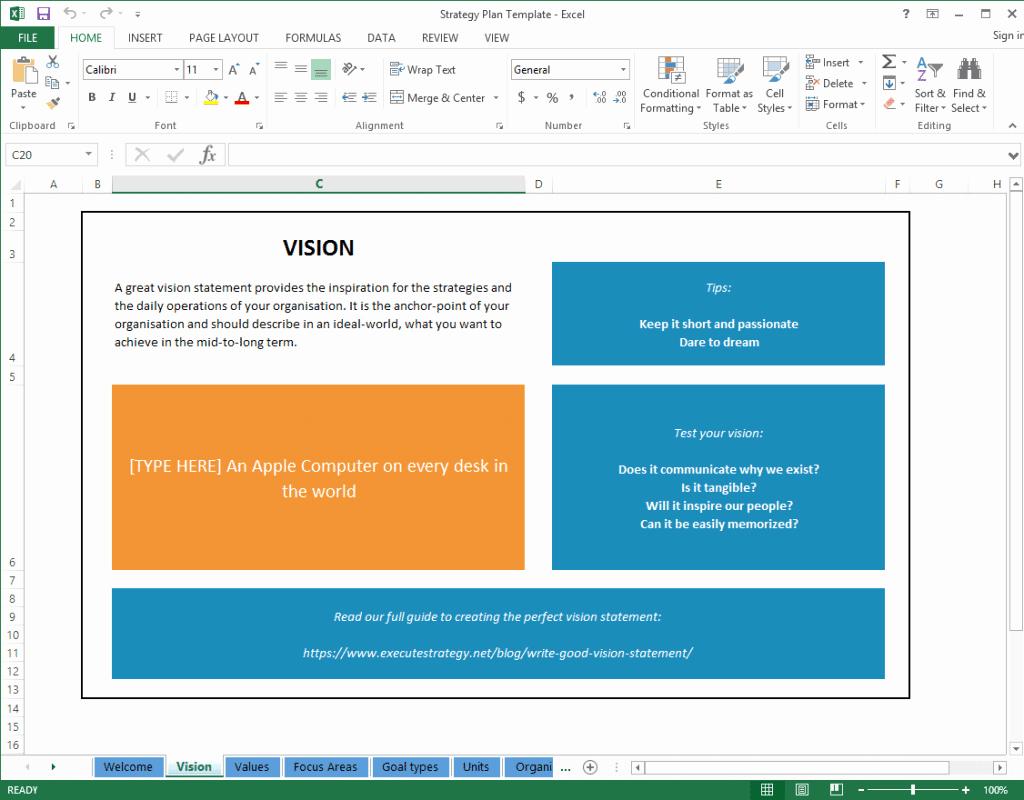 Strategic Planning Template Word Elegant top 5 Resources to Get Free Strategic Plan Templates