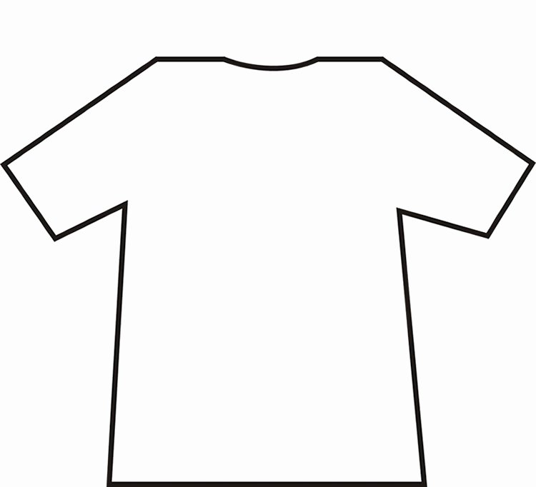 T Shirt Template Pdf Best Of Free T Shirt Template Printable Download Free Clip Art