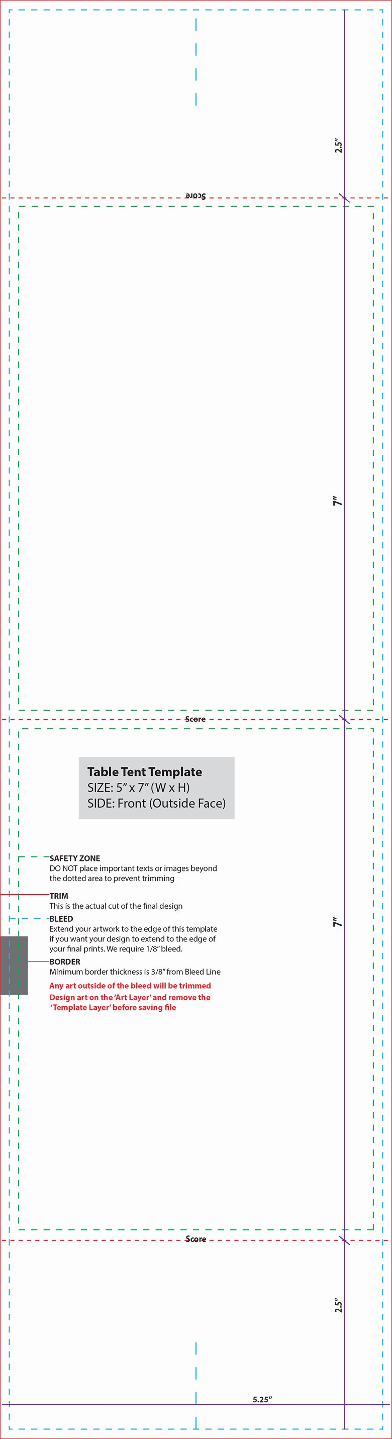 Table Tent Template Word Awesome Table Tent Card Template Picture