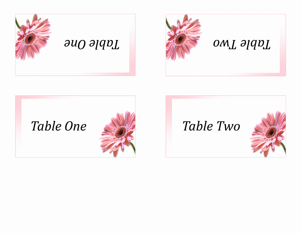 Table Tent Template Word Elegant Table Tent Templates & 46 Table Tent Template Patible