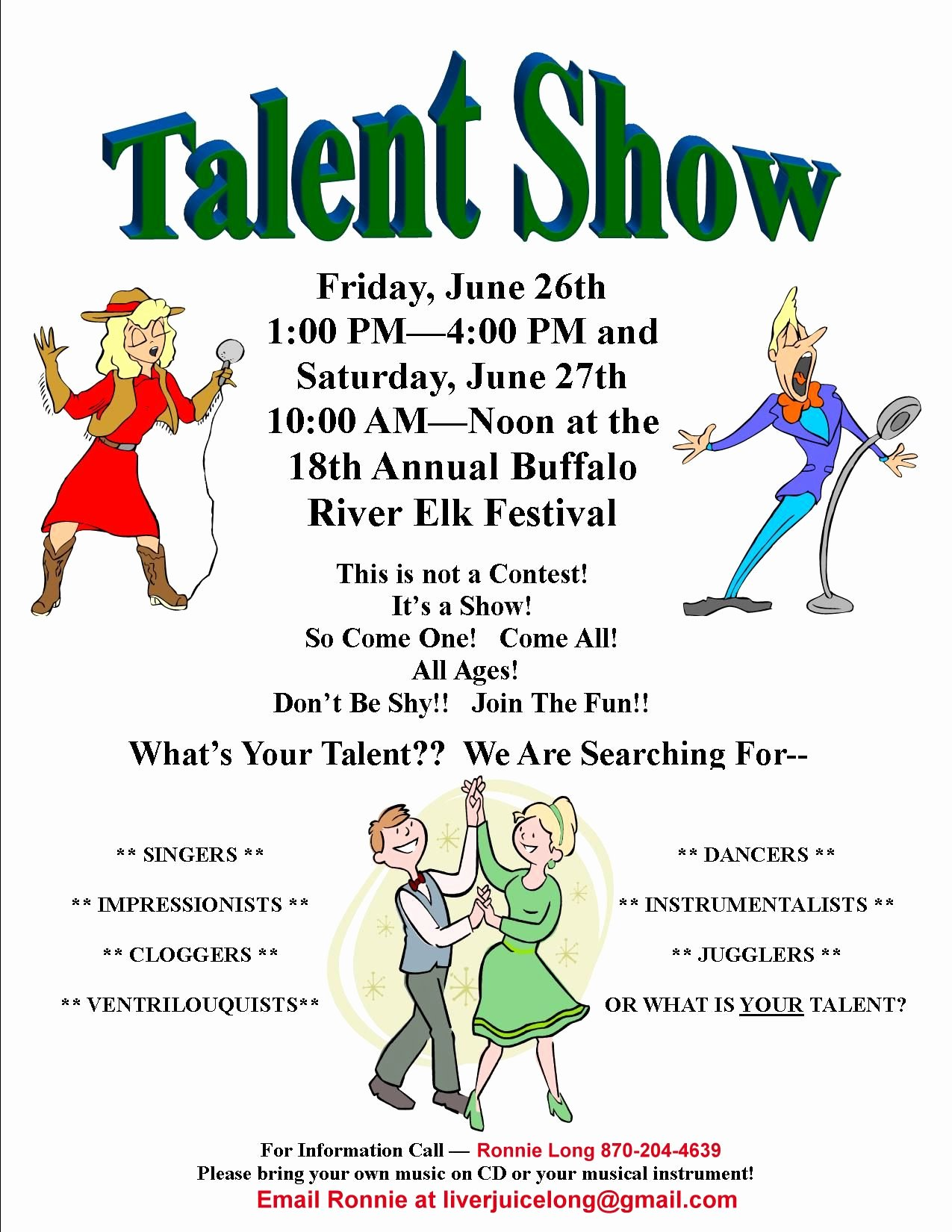 Talent Show Flyer Template Awesome Talent Show Flyer Template Free Download Clip Art Carwad