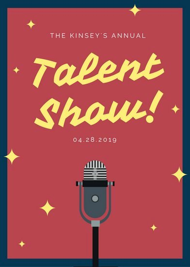 Talent Show Flyer Template Free Fresh Customize 127 Talent Show Flyer Templates Online Canva