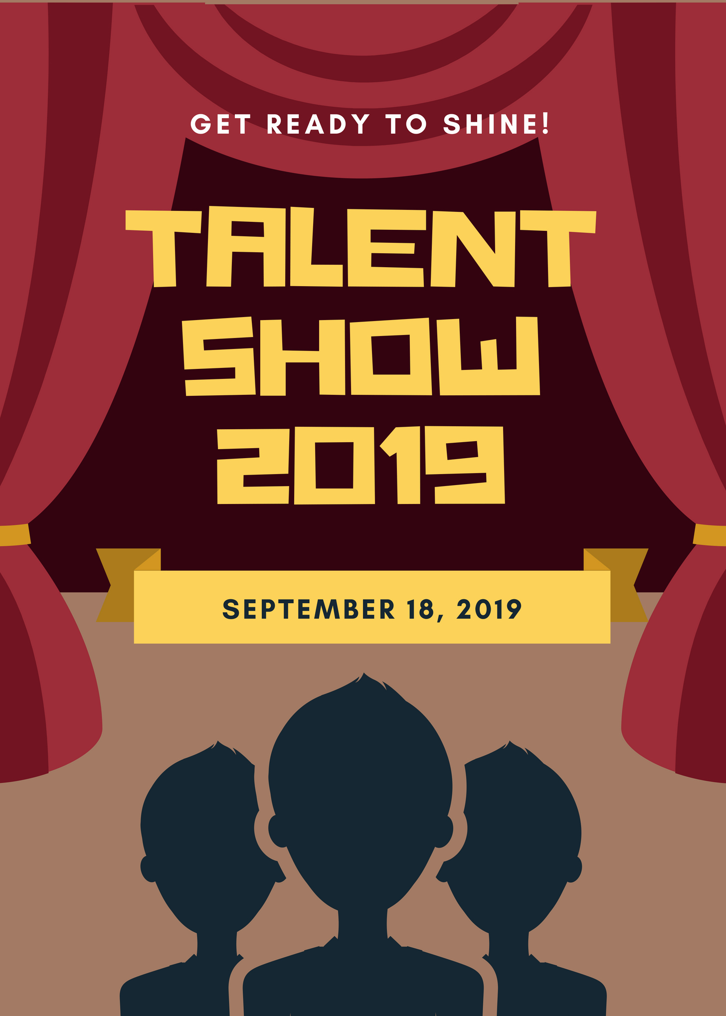 Talent Show Flyer Template Free Lovely 23 Tips and Ideas to Promote Your School event – Learn