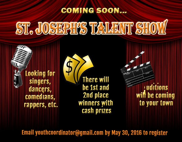 Talent Show Flyer Template Fresh 15 Talent Show Flyer Templates Word Psd Ai Eps Vector