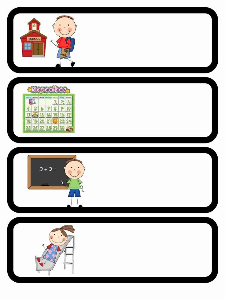 Teacher Daily Schedule Template New Best 25 Daily Schedule Template Ideas On Pinterest