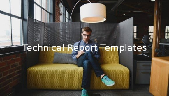 Technical Report Template Word Inspirational Technical Report Template 8 Free Word Pdf Documents