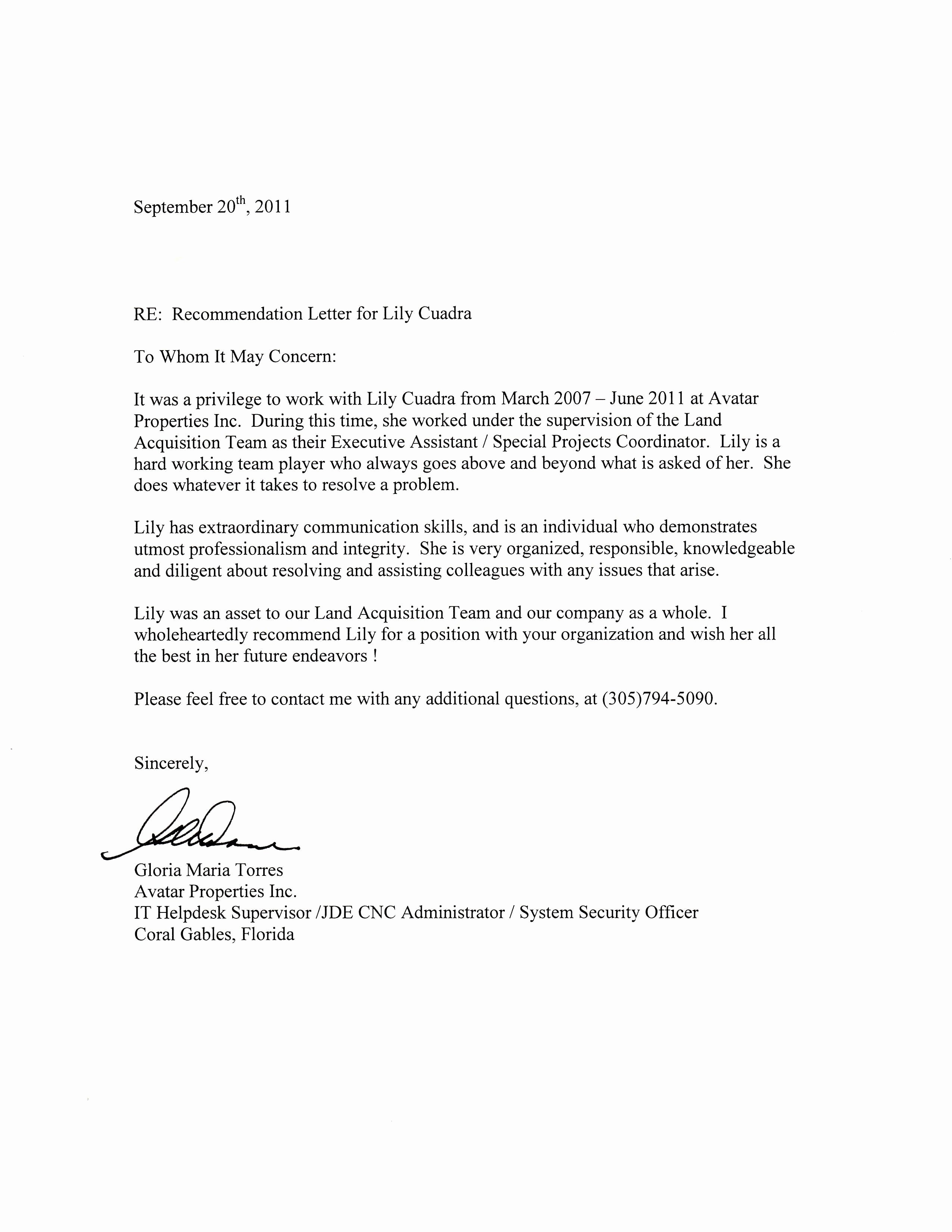 Template Of Letter Of Recommendation Fresh Simple Guide Professional Reference Letter with Samples