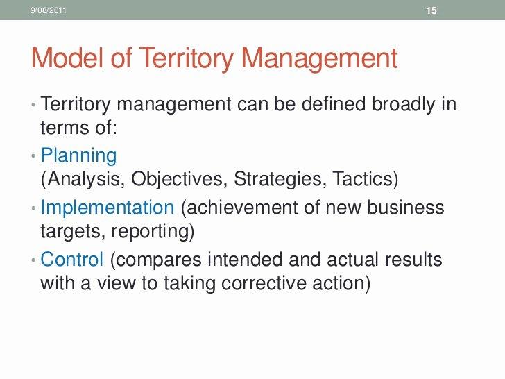 Territory Management Plan Template Luxury Business Plan Territory Sales Plan Sanjran Web Fc2
