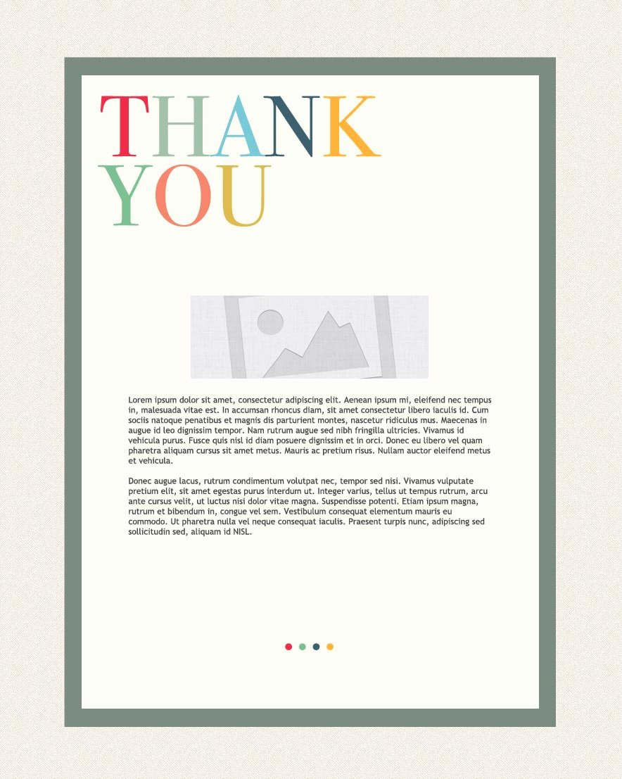 Thank You Email Template Beautiful Thank You Email Marketing Templates Thank You Email