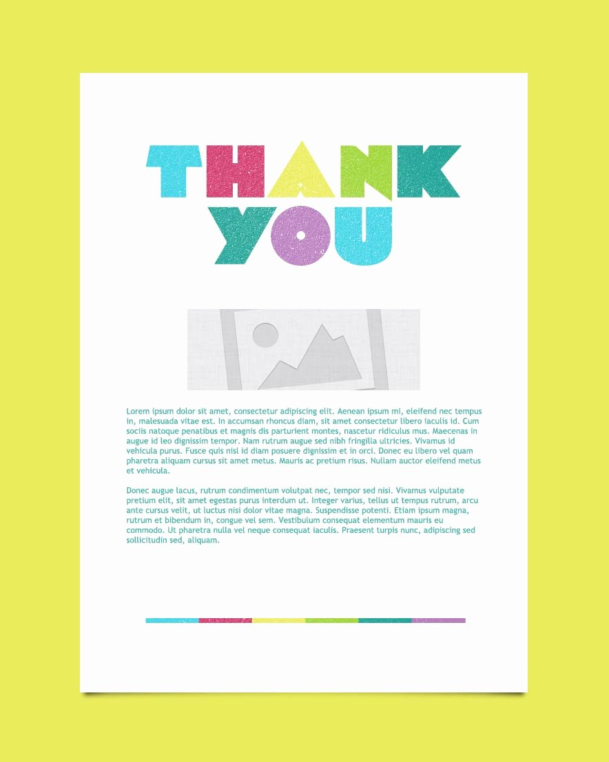 Thank You Email Template Elegant Thank You Email Marketing Templates Thank You Email