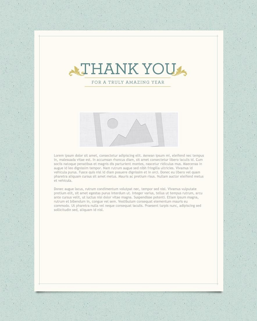 Thank You Email Template Luxury Thank You Email Marketing Templates Thank You Email