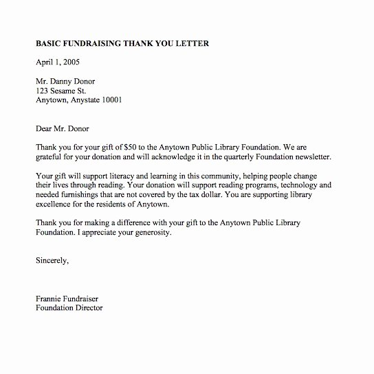 Thank You Letter Templates Lovely 30 Free Thank You Letter Samples for Scholarship
