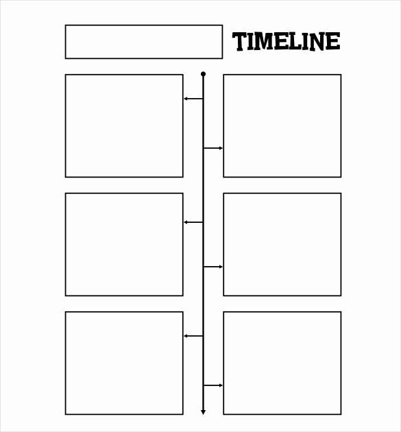 Timeline Template for Word Inspirational 33 Blank Timeline Templates – Free and Premium Psd Word