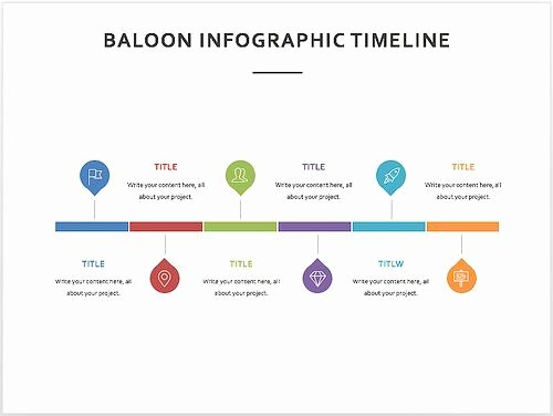 Timeline Template for Word Lovely Timeline Template