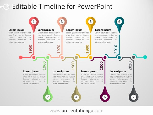 Timeline Templates for Mac Beautiful Powerpoint Timeline Template Free Media Player