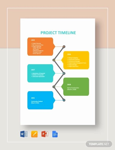 Timeline Templates for Mac Luxury Timeline Template 71 Free Word Excel Pdf Ppt Psd