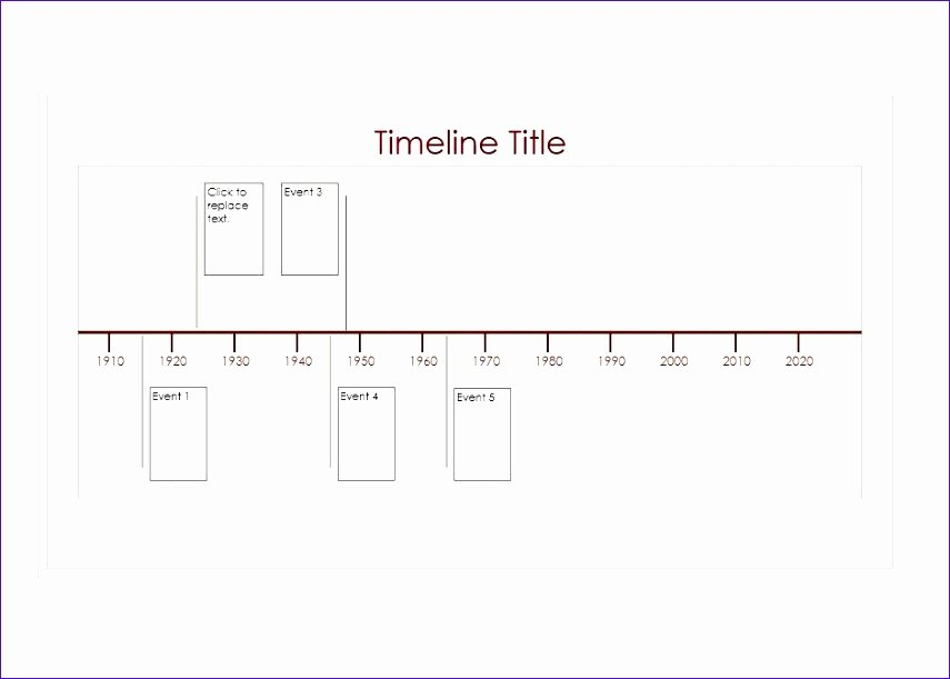 Timeline Templates for Word Lovely 6 Excel Timeline Templates Exceltemplates Exceltemplates