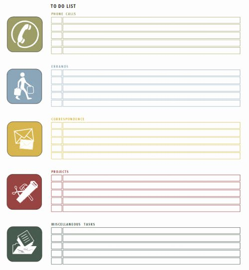 To Do List Word Template New Useful Microsoft Word & Microsoft Excel Templates Hongkiat