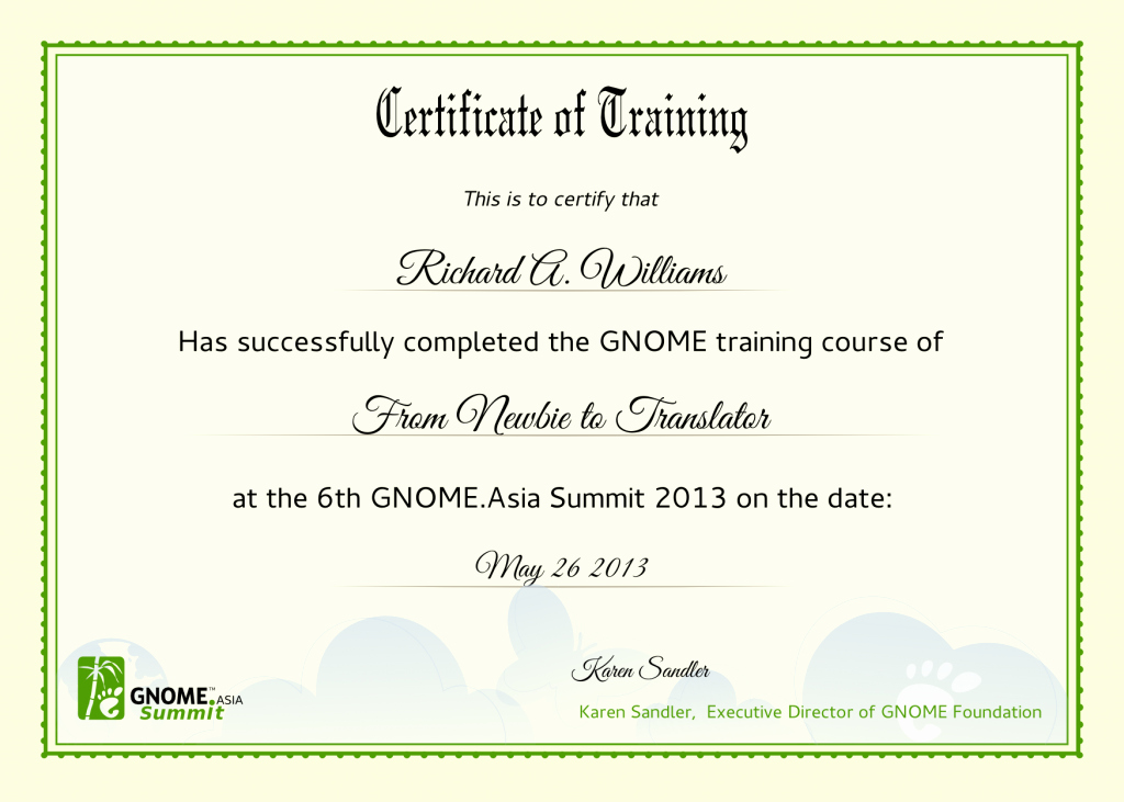 Training Certificate Template Free Best Of Certificate Training Template Doc Pdf formatted Word