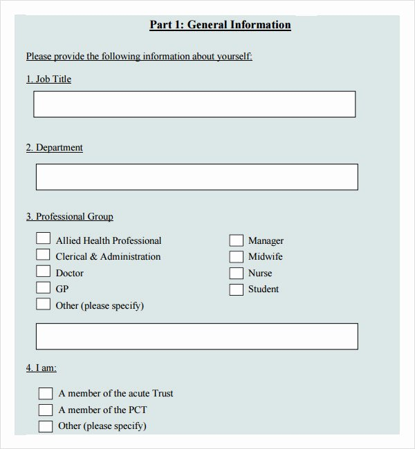 Training Evaluation form Template Beautiful Free 15 Sample Training Evaluation forms In Pdf