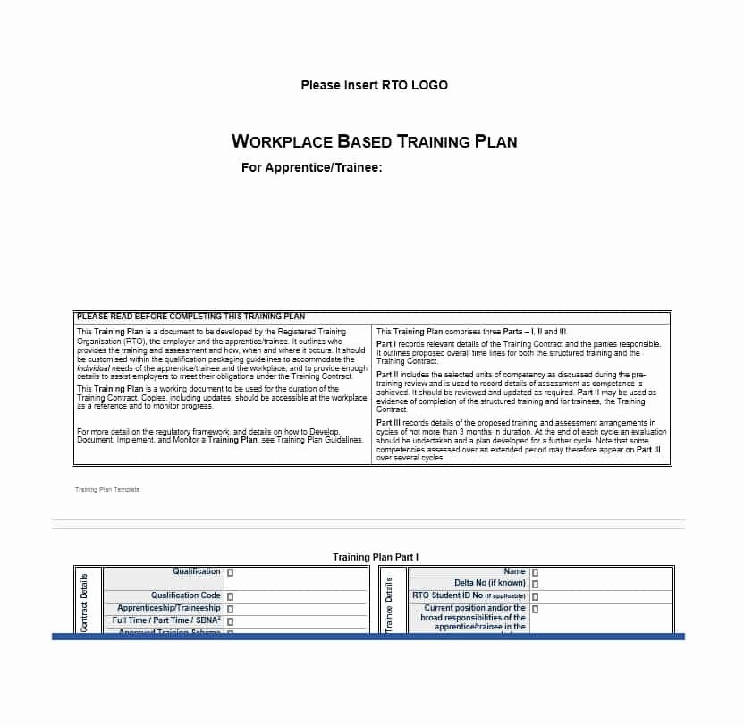 Training Manual Template Free Beautiful Training Manual 40 Free Templates & Examples In Ms Word