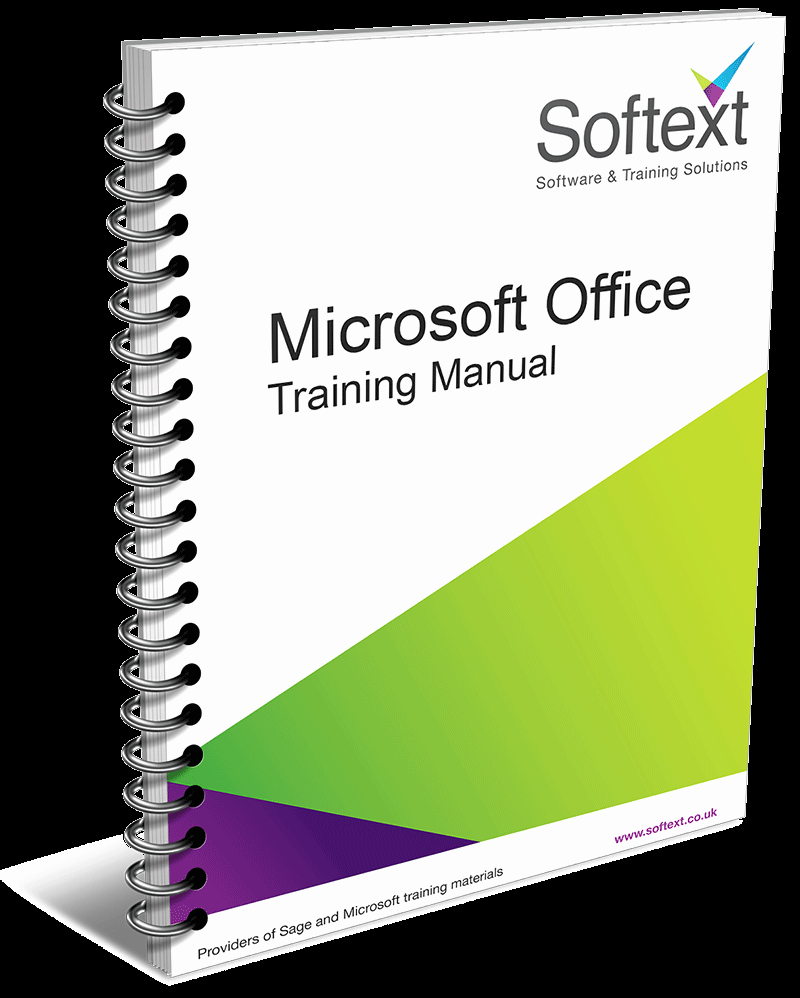 Training Manual Template Free Inspirational Microsoft Excel Training Manuals Various Levels Excel