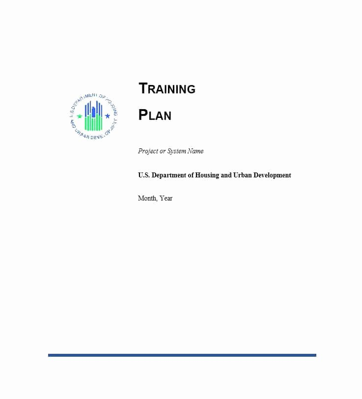 Training Manual Template Free Inspirational Training Manual 40 Free Templates & Examples In Ms Word