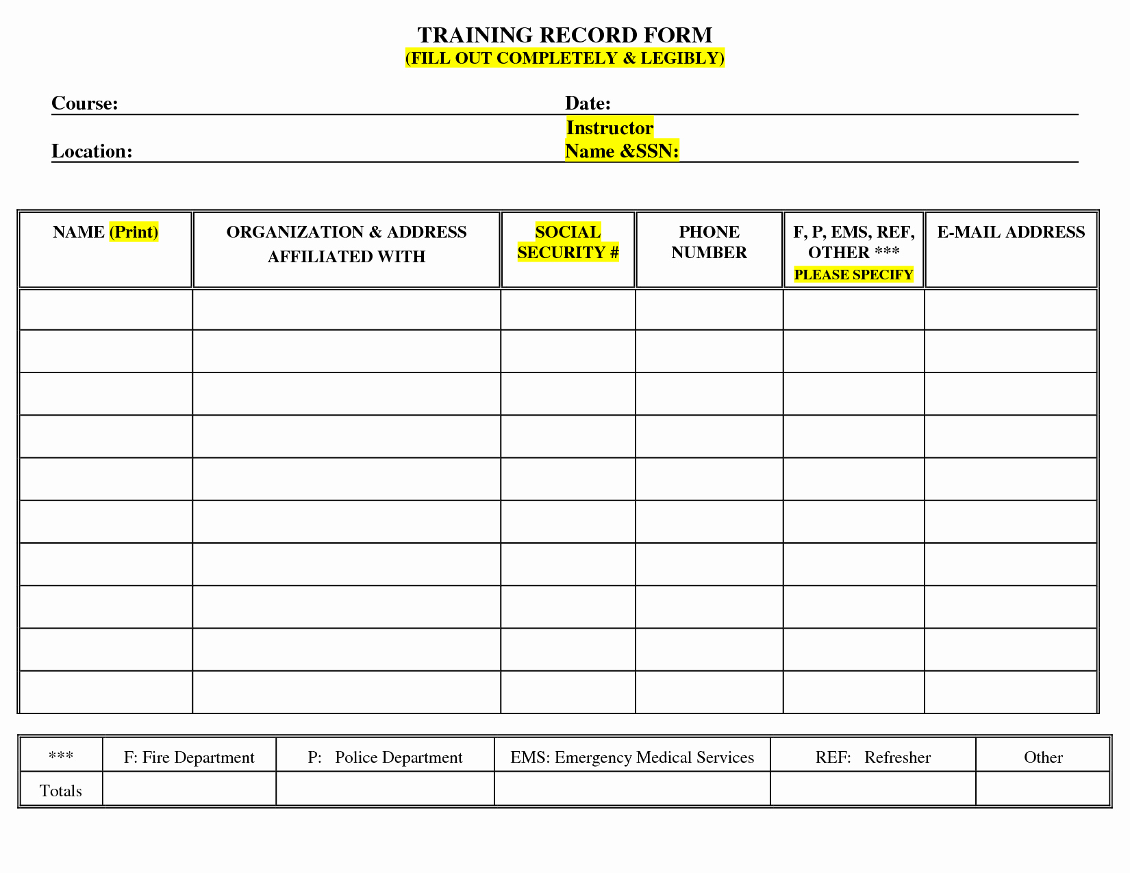 Training Request form Template Best Of Best S Of Training form Template Employee Training