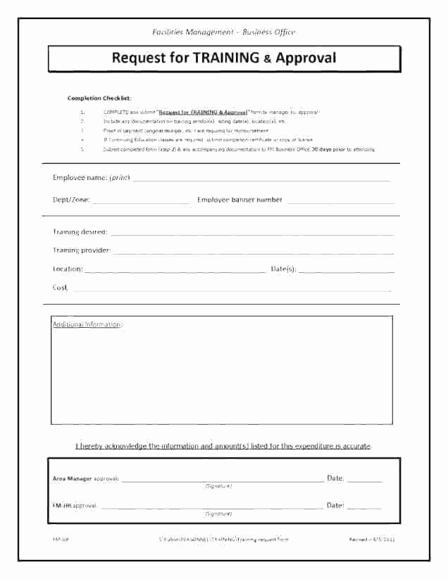 Training Request form Template Elegant order form Black with forms Professional Template Sample