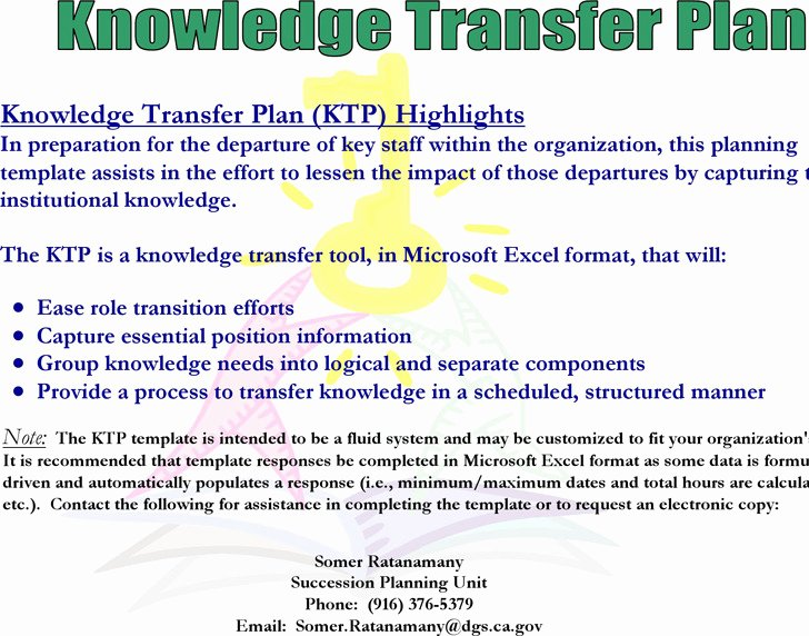Transition Management Plan Template New 6 Transition Plan Template Free Download