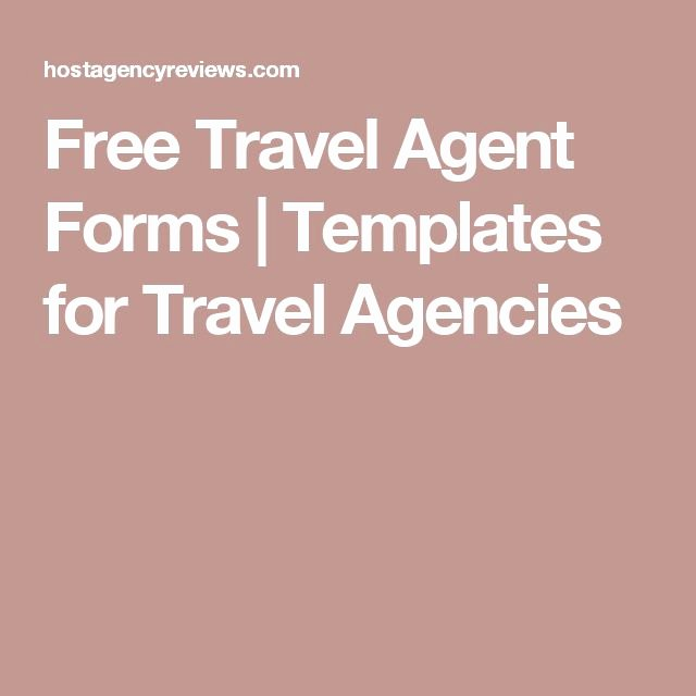 Travel Agent Quote Template New 53 Best Quotes for Travel Agents Images On Pinterest