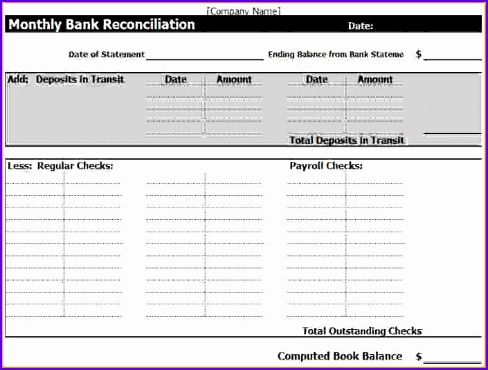 Us Bank Statement Template Beautiful 6 Bank Statement Excel Template Exceltemplates