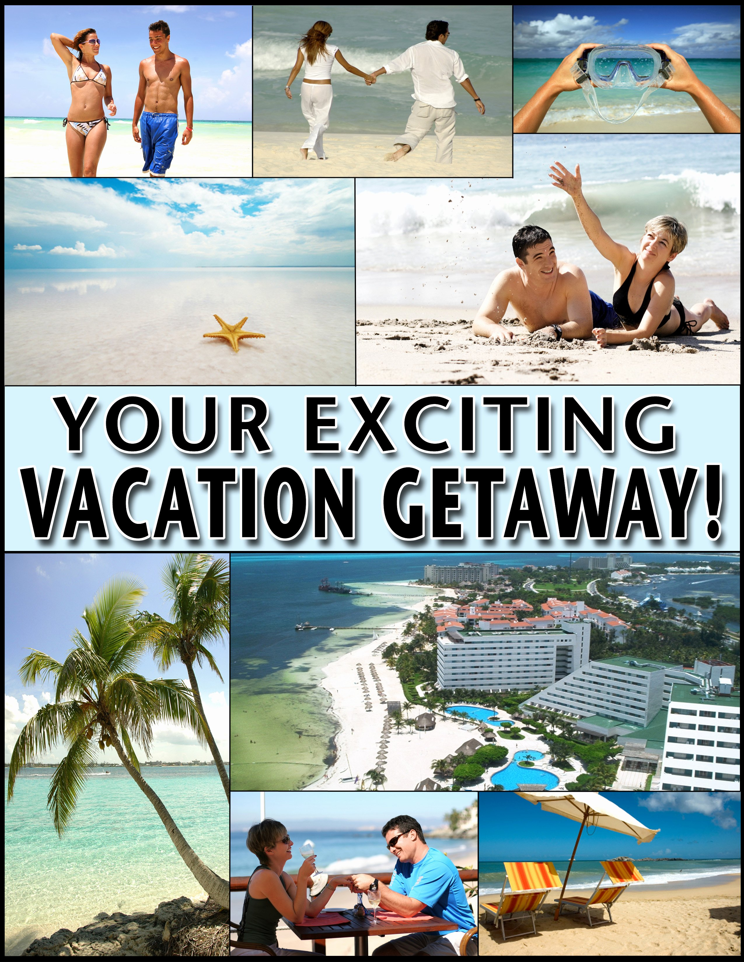 Vacation Gift Certificate Template Best Of 3 Day 2 Night Vacation Certificate with Multi Destinations