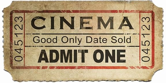 Vintage Movie Ticket Template Awesome Hi Res Old Movie Tickets Shop Design