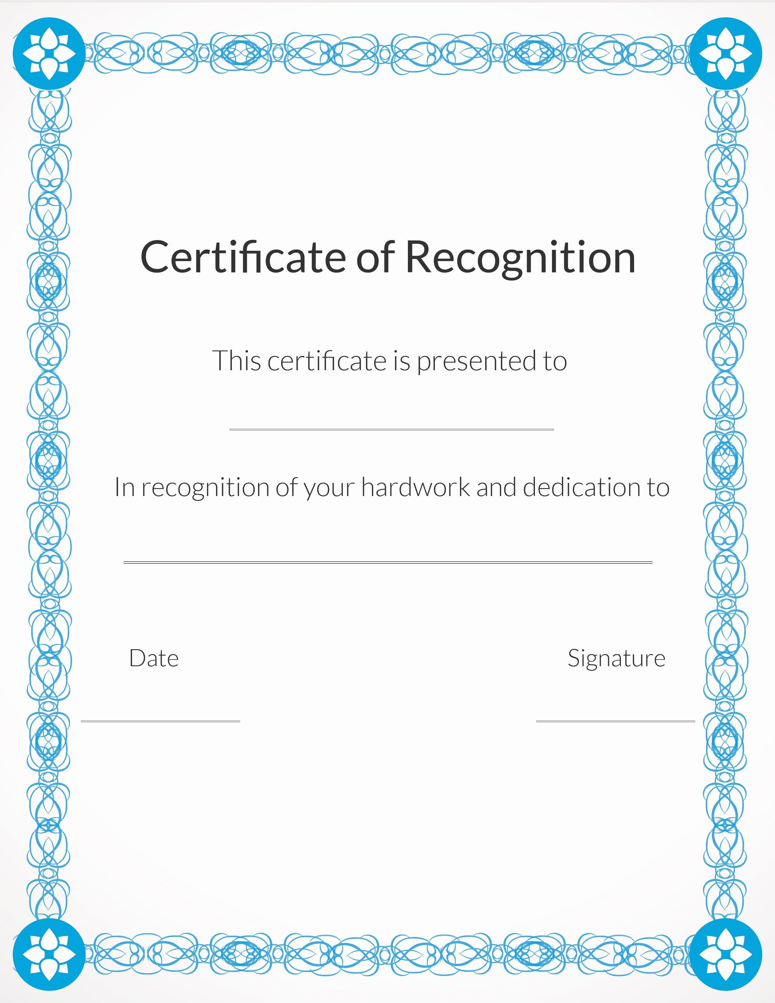 Volunteer Appreciation Certificate Templates Fresh Free Printable Volunteer Appreciation Certificates