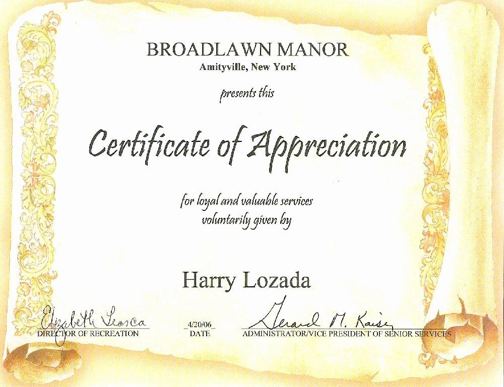 Volunteer Appreciation Certificate Templates Inspirational Best Puppies Training January 2012