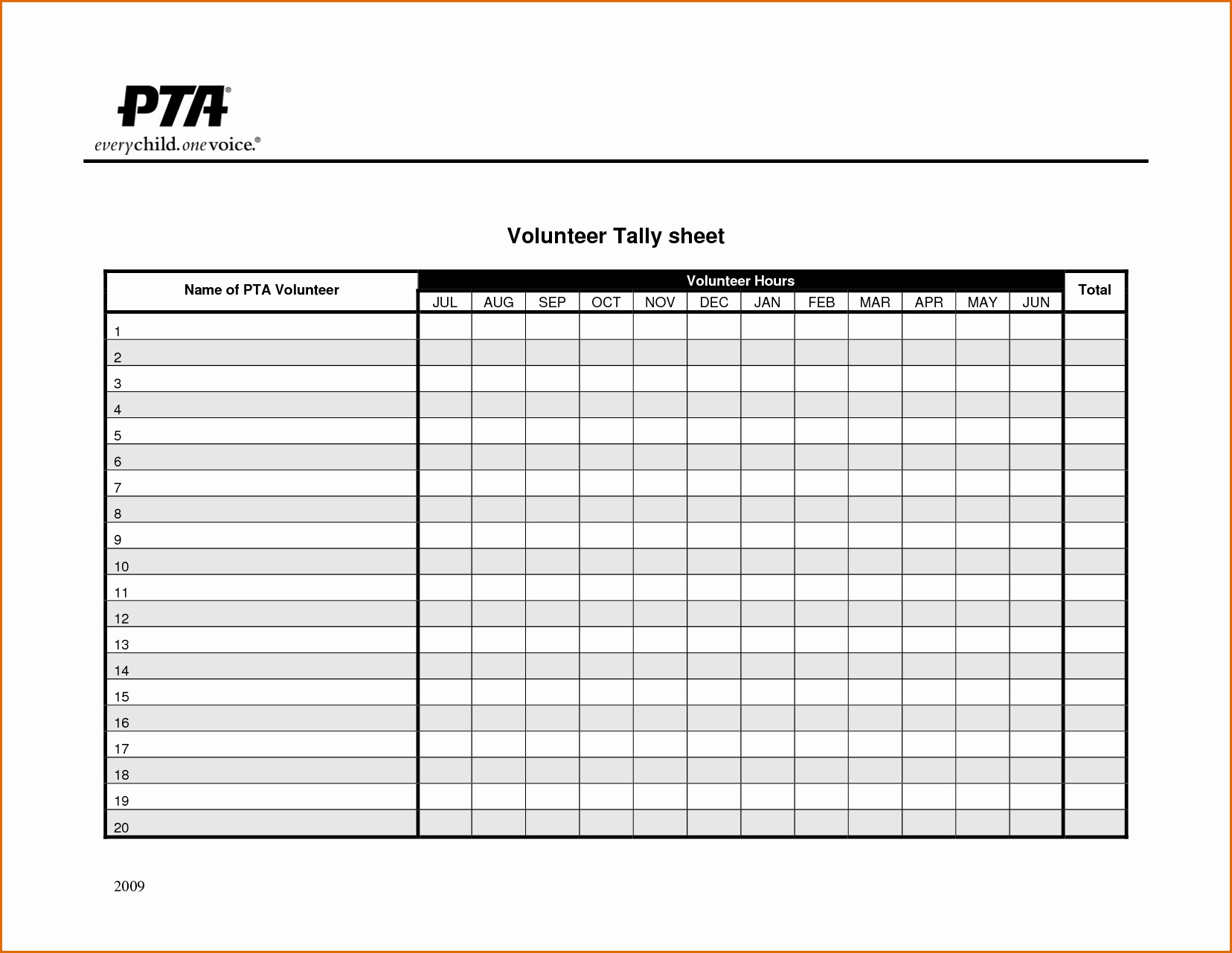 Volunteer Sign Up Sheet Templates Unique 10 Volunteer Sign Up Sheet Template