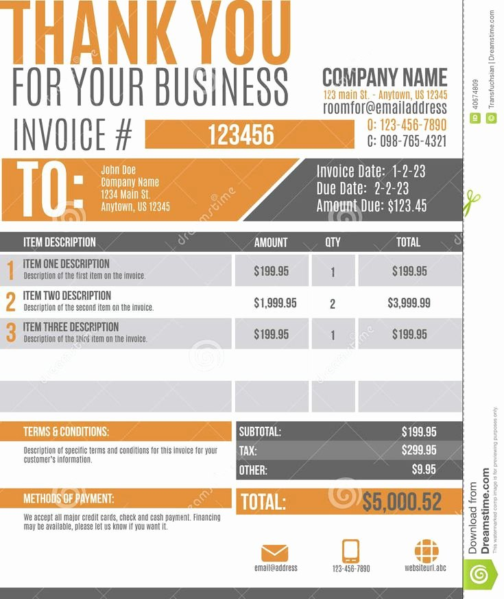 Web Design Invoice Template Fresh Best 20 Bill Template Ideas On Pinterest